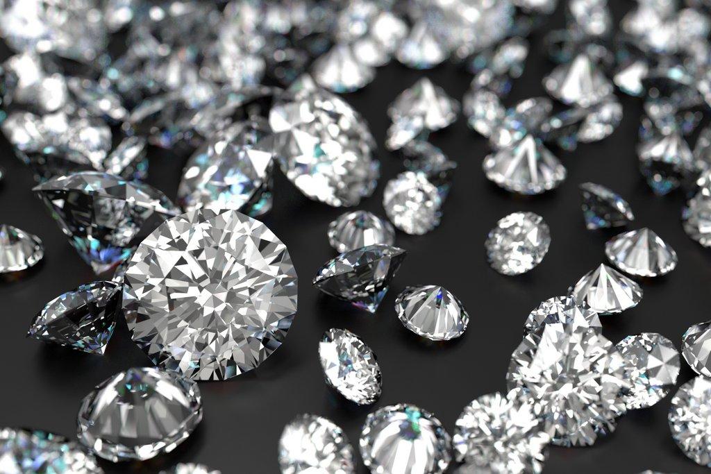 Diamanten - Schmuck