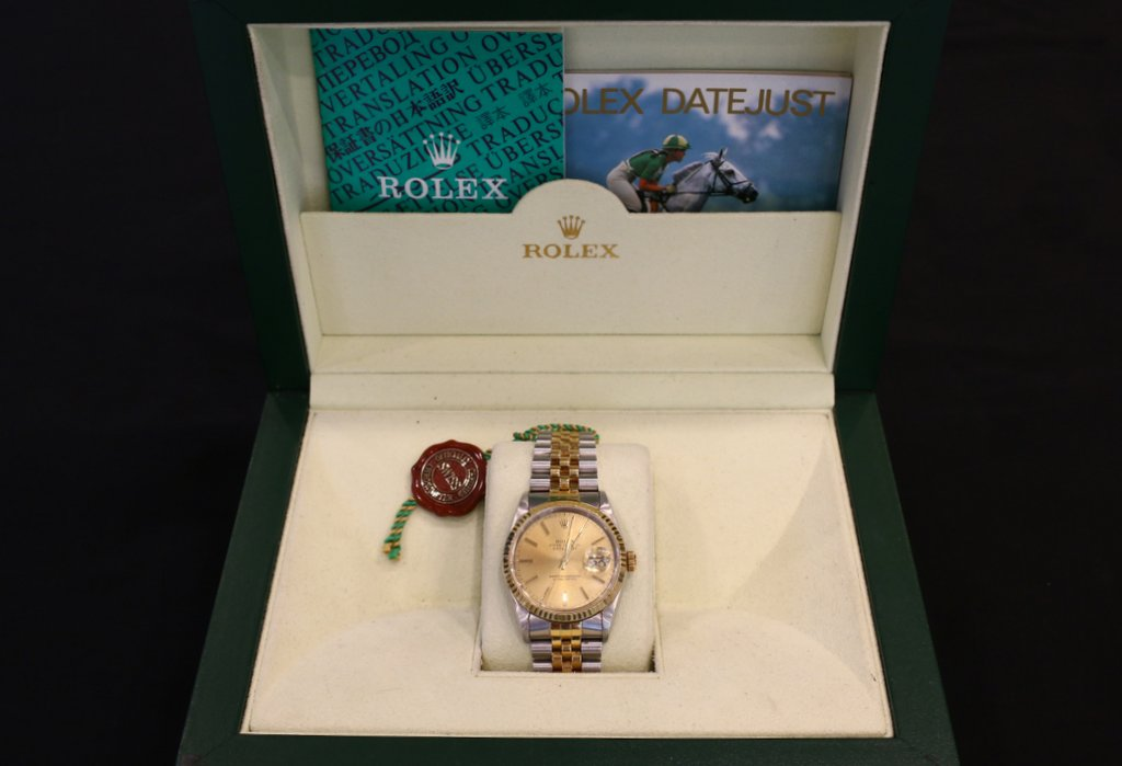 Rolex - DateJust - Reutlingen