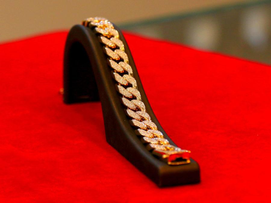 Goldschmuck - Diamanten Armband