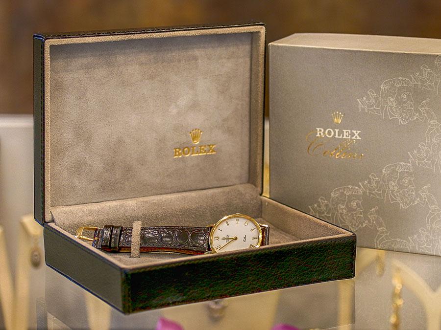 Rolex Geneve zu verkaufen