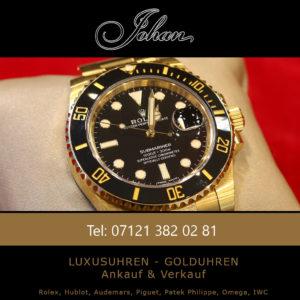 Golduhr Rolex